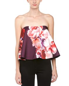 Spotted this Keepsake Night After Night Strapless Top on Rue La La. Shop (quickly!).