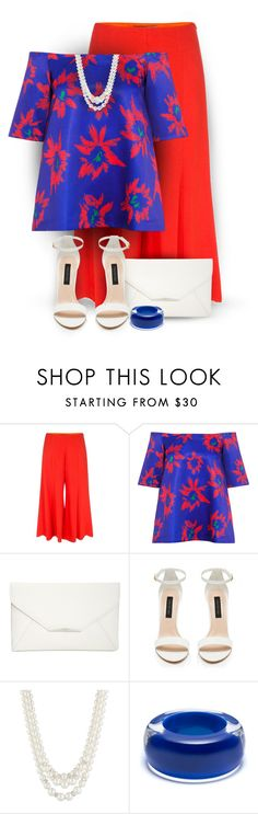 """""""Untitled #691"""" by rigginsbabygirl ❤ liked on Polyvore featuring Paul Smith, Edit, Style & Co., Forever New, Anne Klein and Alexis Bittar"""