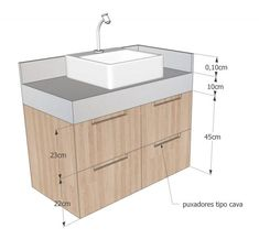 Bathroom Layout, Bathroom Inspiration Modern, Bathroom Cabinets Diy, Bathroom Decor, Luxury Room Design, Bathroom Interior Design, Washroom Design, Washbasin Design, Toilet Design