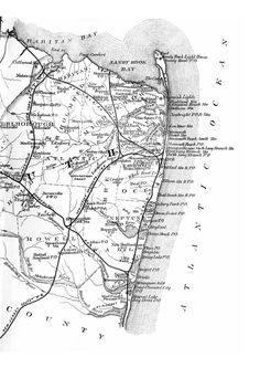 History of Monmouth County, New Jersey