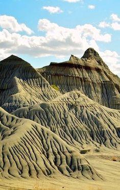 Dinosaur Provincial Park, Alberta, Canada
