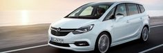 Gallerij: Bericht Opel Zafira Facelift