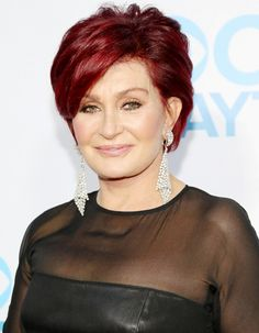 """Sharon Osbourne Talks """"Excruciating"""" Vaginal Rejuvenation Surgery - Us Weekly Hairstyles Over 50, Pixie Hairstyles, Cool Hairstyles, Hairstyle Ideas, Hair Ideas, Celebrity Bodies, Super Short Hair, Dull Hair, Plastic Surgery"""