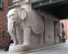 Elephant Swastika