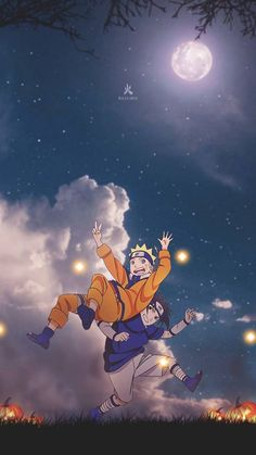 Naruto Halloween wallpaper by Ballz_artz - 07 - Free on ZEDGE™