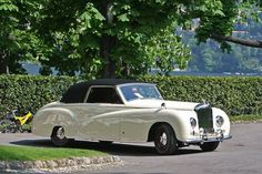 1949 Bentley Mark IV Ramseier Cabriolet