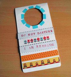 Deshilachado: Tutorial Día del Libro / Book Day Tutorial
