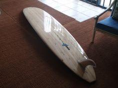 Wooden Surfboards: Grow it - shape it - surf it