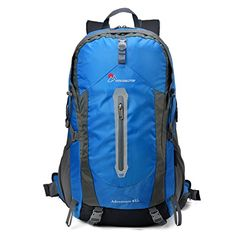 EYE 45 Liter Waterresistant Hiking Backpack5458 -- You can get more details by clicking on the image.