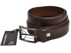 Mens leather belt LINDENMANN #belt #belts #mensbelts #beltsformen #mensfashion #fashion #mensaccessories