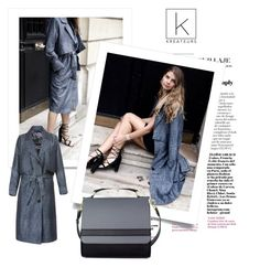 """""""Kreateurs 4"""" by ramiza-rotic ❤ liked on Polyvore featuring Constance Boutet"""