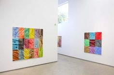 We have a thread, and we want to know the whole cloth, Johyun Gallery, Busan (KR) (19.09 – 19.10) - Bernard Frize