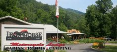I stayed here and had a great time riding in the area. I would recommend the Iron Horse Motorcycle Lodge to other women bikers.