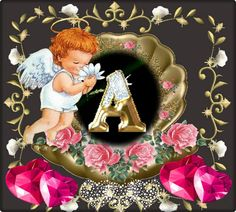 4_A Have A Beautiful Day, Beautiful Family, I Miss My Mom, Loved One In Heaven, December Baby, English Letter, Angels In Heaven, Cool Lettering, Love Hug
