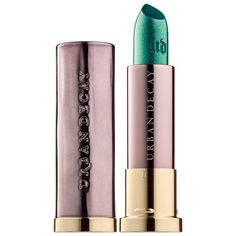 Vice Lipstick by Urban Decay available in 100 shades, 20 exclusive to #Sephora. #SephoraHotNow
