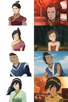 Avatar The Last Airbender Art Discover I redrew some of the characters as 10 years older than the show : TheLastAirbender Avatar Aang, Avatar Airbender, Suki Avatar, Avatar The Last Airbender Funny, Avatar Legend Of Aang, The Last Avatar, Avatar Funny, Team Avatar, The Legend Of Korra