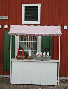 Joulumarkkinoilla Ruotsissa