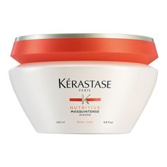 Kerastase Nutritive Masquintense Highly Concentrated Nourishing Treatment ( For Dry and Sensitive Thick Hair ) - 200ml/6.8oz -- See this great product.