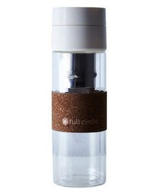 Brumi Pour Over & Cold Brew To-Go Bottle | Real Simple's mission, through its 17 years, has been to simplify your life with smart finds like these.