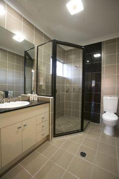 Bathroom Design - Single Storey Display Home Design - Townsville, Queensland, Australia