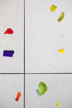 #basisrho #surfaceprisms #neoterrazzo #glass #architecture #architecuralsurface #surfacematerial #interiordesign #interieurdesign #flooring #wallcladdering #lookingintowallsandfloors Architectural Materials, Wall Cladding, Color Shades, Recycled Glass, Colored Glass, How To Introduce Yourself, Natural Light, Floors, Mosaic