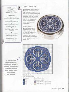 "Gallery.ru / Фото #65 - ""Магия"" - yasochka61 Cross Stitch Magazines, Celtic, Fabric, Gallery, Design, Canes, Fantasy, Cross Stitch Pictures, Journals"