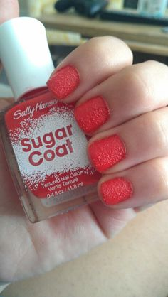 This isnt really a design, but i really like the Sugar Coat line by Sally Hansen