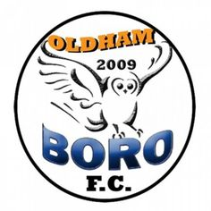 Oldham Borough FC, North West Counties League, Oldham, Greater Manchester, England