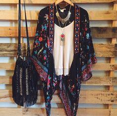 Kimono para hacer nudos delante