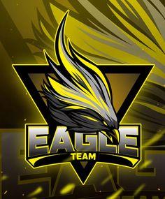 Eagle - Mascot & Esport Logo by aqrstudio on Envato Elements Team Logo Design, Logo Desing, Eagle Mascot, Eagle Logo, Logo Esport, Art Logo, Gaming Wallpapers, Cute Cartoon Wallpapers, Esports Logo