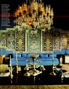 "The Peak of Chic®: Doris Duke's ""Shangri La"""