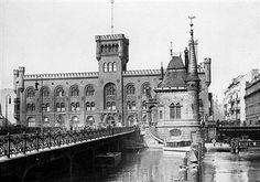 Berlin Mühlendamm Schleuse (1929)