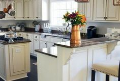 42 Creative And Inspiring Pantry Design Ideas - HOMAHOMY Kitchen Pantry Design, Country Kitchen Designs, French Country Kitchens, Kitchen Cabinet Organization, Open Plan Kitchen, Kitchen Tiles, Kitchen Cabinets, Organization Ideas, Island Kitchen