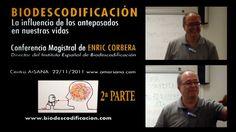 Enric Corbera - La influencia de los antepasados en nuestras vidas - 2º parte by La Caja de Pandora. www.lacajadepandora.org // cajapandora1@gmail.com Pandora, Memes, Videos, Snare Drum, Meme