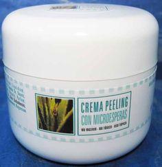 Crema natural para puntos negros y espinillas