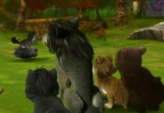Photo of Is it just me or... for fans of Alpha and Omega. Is it just me or does the way Humphrey sit not look right? lol