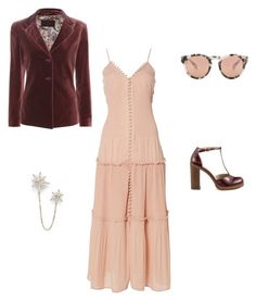 """Untitled #7"" by amanda-wilson-colson on Polyvore featuring Etro, Westward Leaning, Nadri, Bardot and BC Footwear"