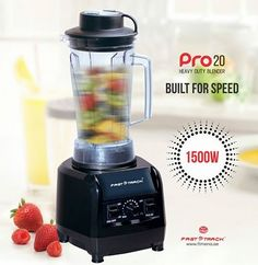 Fast Track Blender Pro 20 Super fast blender with advanced technologies. Lowest rates available in UAE and Dubai. #Buynow #Dubai #UAE #Blender #Mixer #Foodmixer #Cakes