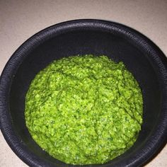 """Mexican Pesto   """"I made grilled carne asada to go with this and wrapped the meat along with the pesto in corn tortillas. Fabulous!!"""""""
