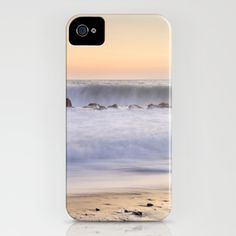 The big wave iPhone Case by Guido Montañés - $35.00