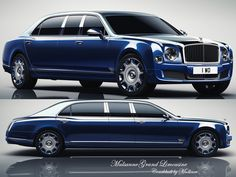 Bentley Mulsanne by mulliner