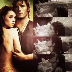 Philip & Syrena | Pirates of the Caribbean: On Stranger Tides (2011) #astridbergesfrisbey #samclaflin #couples
