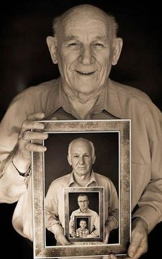 generations.... a different way to capture ... great for long distance family!