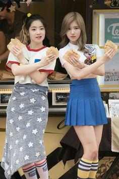 Twice Dahyun Sana
