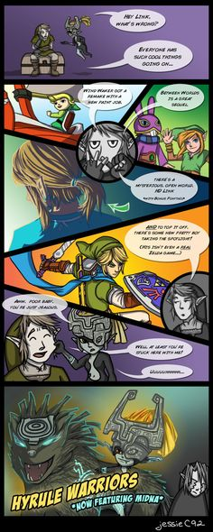 link and midna relationship memes