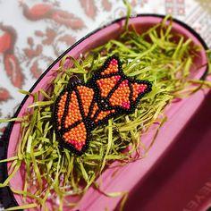 28 отметок «Нравится», 7 комментариев — Rubabe (@aliieva_r) в Instagram: «Мy first brooch, my lovely sly fox🦊😍💛 #handmade #work #hobbi #mylove #mylife #needlework #beads…»
