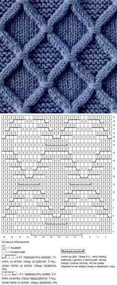 Aranovy pattern with the intertwined loops - Patterns and schemes spokes