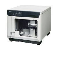 Epson C11CA93001 DiscProducer Auto Printer by Epson. $1845.00. The Epson C11CA93001 DiscProducer Auto Printer is ideal for use by businesses that already have highspeed duplication systems in place. The Epson C11CA93001 DiscProducer Auto Printer has all the features you need to print up to 100 discs at a time at a fast print speed of up to 95 discs per hour. The Epson C11CA93001 DiscProducer Auto Printer uses the same advanced MicroPiezo inkjet printer as the Discpro...