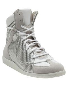 83080453327 MAISON MARTIN MARGIELA High Top Sneaker White High Top Sneakers