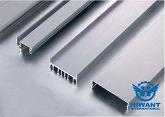 Top grade anodized aluminium profile for industrial aluminium alloy products, windows and doors.